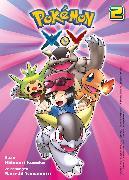 Cover-Bild zu Kusaka, Hidenori: Pokémon - X und Y, Band 2 (eBook)
