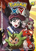 Cover-Bild zu Kusaka, Hidenori: Pokémon - X und Y, Band 4 (eBook)
