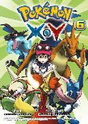 Cover-Bild zu Kusaka, Hidenori: Pokémon - X und Y, Band 6 (eBook)