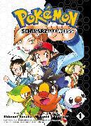 Cover-Bild zu Kusaka, Hidenori: Pokémon - Schwarz und Weiss, 1 (eBook)