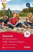 Cover-Bild zu Ein Feriencamp voller Überraschungen (eBook) von Weber, Annette