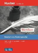 Cover-Bild zu Werther. Leseheft mit Audio online von Goethe, Johann Wolfgang von