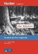 Cover-Bild zu Die Räuber. Leseheft von Schiller, Friedrich