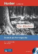 Cover-Bild zu Die Räuber. Leseheft mit Audio-CD von Schiller, Friedrich