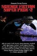 Cover-Bild zu Piper, H. Beam: Fantastic Stories Presents: Science Fiction Super Pack #2 (eBook)