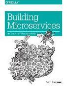Cover-Bild zu Building Microservices