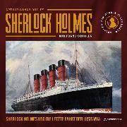 Cover-Bild zu Schüler, Wolfgang: Sherlock Holmes und die letzte Fahrt der Lusitania (Ungekürzt) (Audio Download)