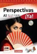 Cover-Bild zu Bürsgens, Gloria: Perspectivas iYa! A1. Kurs- und Arbeitsbuch. Vokabeltaschenbuch
