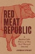 Cover-Bild zu Red Meat Republic