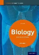 Cover-Bild zu Oxford IB Study Guides: Biology for the IB Diploma