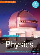 Cover-Bild zu Pearson Baccalaureate Physics Higher Level 2nd edition print and ebook bundle for the IB Diploma