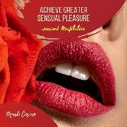 Cover-Bild zu Cosmo, Mark: Achieve Greater Sensual Pleasure - Sensual Meditation (Audio Download)