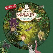 Cover-Bild zu 11: Wilder, wilder Wald! (Audio Download) von Auer, Margit