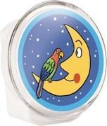 Cover-Bild zu Wimmlinger Nachtlicht - Papagei & Mond von Berner, Rotraut Susanne