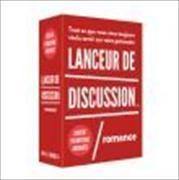 Cover-Bild zu Lanceur de discussion - Romance