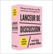 Cover-Bild zu Lanceur de discussion - Soirée entre filles