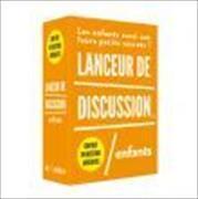 Cover-Bild zu Lanceur de discussion - Enfants