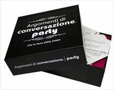Cover-Bild zu Argomenti di Conversazione Party
