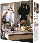 Cover-Bild zu Puzzle Kitchen Animals