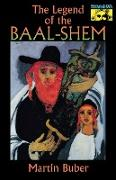 Cover-Bild zu Legend of the Baal-Shem (eBook) von Buber, Martin
