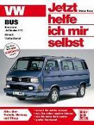 Cover-Bild zu VW Bus Benziner ab Oktober 1982 - Diesel - Turbodiesel von Korp, Dieter