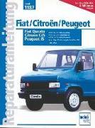 Cover-Bild zu Fiat/Citroën/Peugeot. Fiat Ducato - Citroën C25 - Peugeot J5