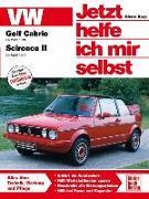 Cover-Bild zu VW Golf Cabrio ab März 1979 / Scirocco 2 ab April 1981 von Korp, Dieter
