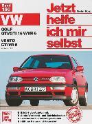 Cover-Bild zu VW Golf III / Vento GTI / VR6 von Korp, Dieter