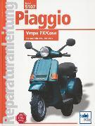 Cover-Bild zu Piaggio Vespa PX / Cosa alle Modelle 1959 bis 1998
