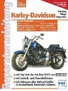 Cover-Bild zu Harley-Davidson Softail-Modelle ab Modelljahr 2000 von Schermer, Franz Josef