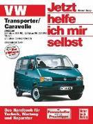 Cover-Bild zu VW Transporter T4 / Caravelle von Korp, Dieter