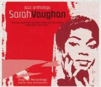 Cover-Bild zu Jazz Anthology von Vaughan, Sarah (Solist)
