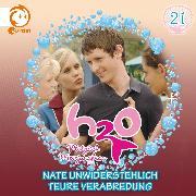 Cover-Bild zu 21: Nate unwiderstehlich / Teure Verabredung (Audio Download) von Karallus, Thomas