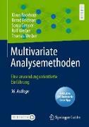 Cover-Bild zu Multivariate Analysemethoden (eBook) von Backhaus, Klaus