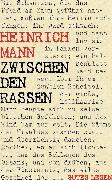 Cover-Bild zu Zwischen den Rassen (eBook) von Mann, Heinrich