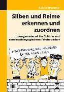 Cover-Bild zu Silben und Reime erkennen und zuordnen von Wemmer, Katrin