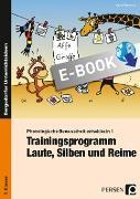Cover-Bild zu Phonologische Bewusstheit entwickeln 1 (eBook) von Wemmer, Katrin