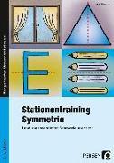 Cover-Bild zu Stationentraining Symmetrie von Wemmer, Katrin