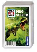 Cover-Bild zu WAS IST WAS Dinosaurier - Trumpfspiel