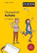 Cover-Bild zu Übungsheft - Aufsatz 2.Klasse von Mertens, Susanne