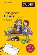 Cover-Bild zu Übungsheft - Aufsatz 3.Klasse von Mertens, Susanne