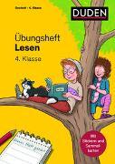 Cover-Bild zu Übungsheft - Lesen 4. Klasse von Wimmer, Andrea