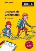 Cover-Bild zu Übungsheft - Grammatik 4. Klasse von Geipel, Maria