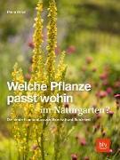 Cover-Bild zu Welche Pflanze passt wohin im Naturgarten? (eBook) von Polak, Paula
