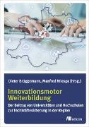 Cover-Bild zu Innovationsmotor Weiterbildung