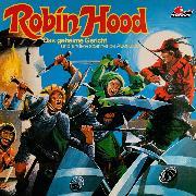 Cover-Bild zu Robin Hood, Folge 2: Das geheime Gericht und andere spannende Abenteuer (Audio Download) von Baier, Ellen