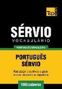 Cover-Bild zu Vocabulário Português Brasileiro-Sérvio - 7000 palavras (eBook) von Taranov, Andrey