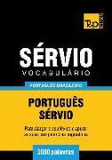 Cover-Bild zu Vocabulário Português Brasileiro-Sérvio - 3000 palavras (eBook) von Taranov, Andrey