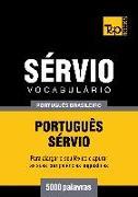 Cover-Bild zu Vocabulário Português Brasileiro-Sérvio - 5000 palavras (eBook) von Taranov, Andrey