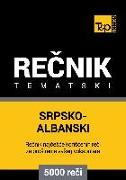 Cover-Bild zu Srpsko-Albanski tematski recnik - 5000 korisnih reci (eBook) von Taranov, Andrey